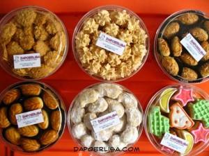 Cookies untuk mbak Pritta