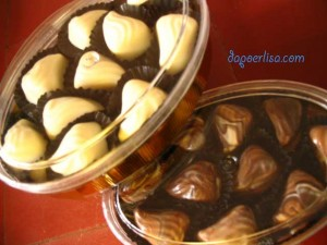 Praline almond