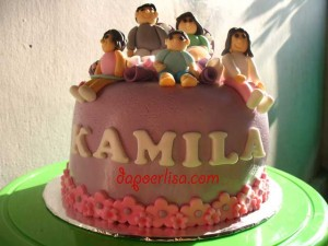 Familiy cake Zizy - 1