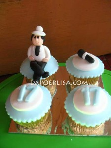 Cup cake Bruno Mars - 2