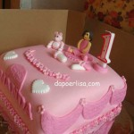 Birthday cake Amanda - 2
