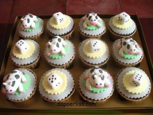Cupcake putri