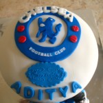 Chelsea cake - 2