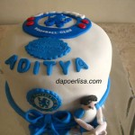 Chelsea cake - 1