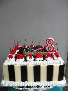Black forest Dika