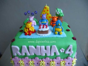 Backyardigan Rhana