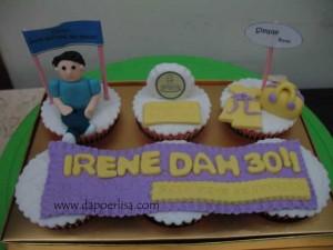 Cupcake Irene
