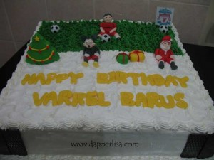 Birthday Cake VARREL